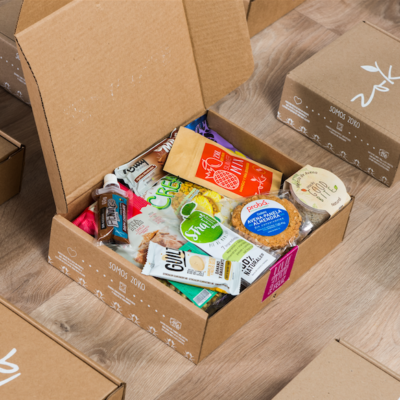 zoko box de snacks saludables