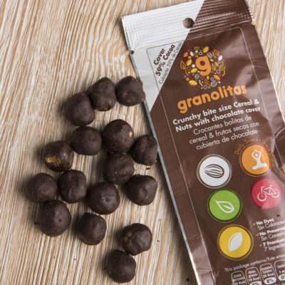 granolitas chocolate cereal natural