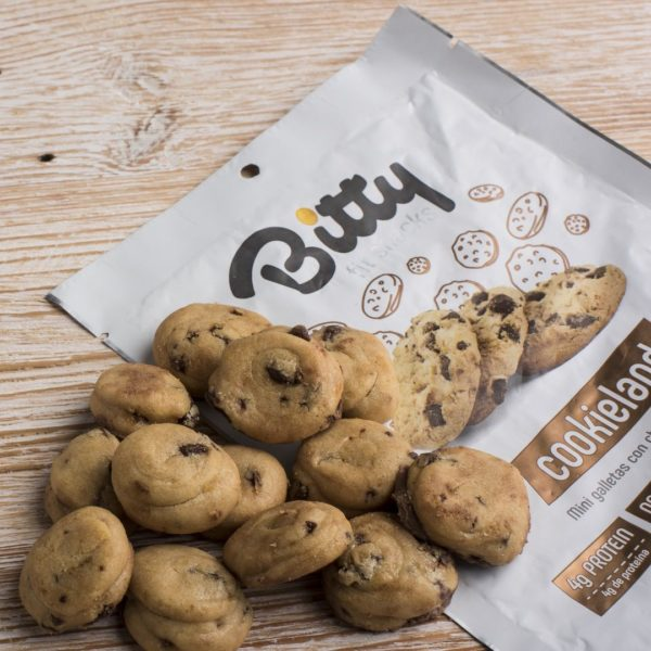 cookiland galletas de chips de chocolat